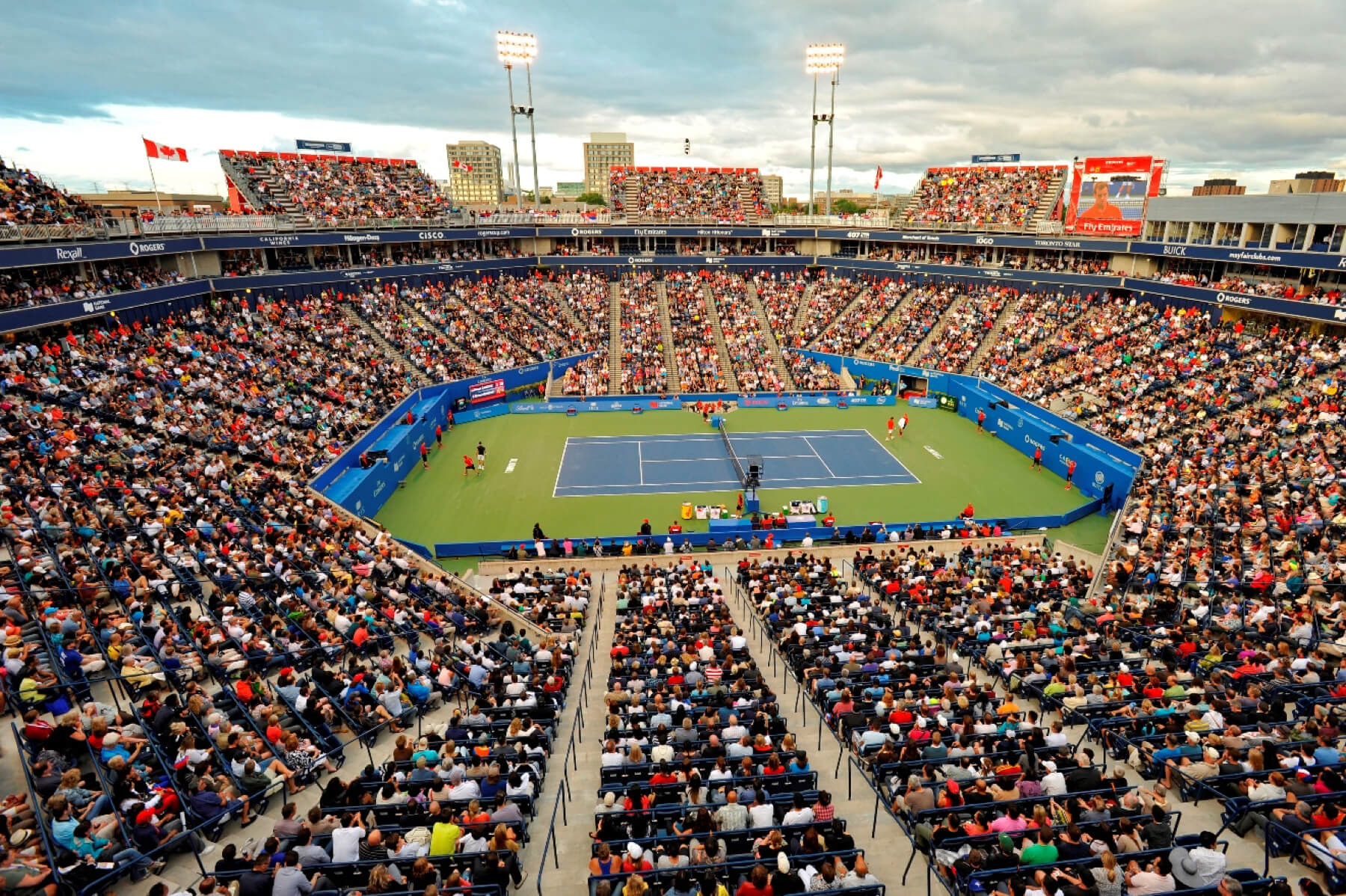 Tennis Canada and other federations