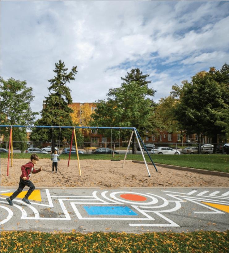 Plans en loisirs 2021-2025 Rosemont-La-Petite-Patrie